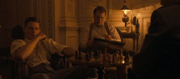 James Franco chess schach Tony Bill Flyboys